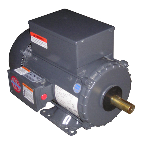 USEM FD32CM2P14 1-1/2HP 1725RPM 115/230V TEFC 145T 60HZ 1PH MOTOR