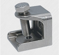 GIBS 2001 1/4- 20 BEAM CLAMPS