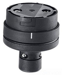 SIEM 8WD4208-0AA TERMINAL BASE FOR TUBE MOUNTING