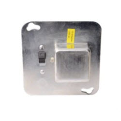 DIVR 620-6083 SWITCH/FUSE COMBO SQUARE SSY