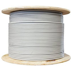 ENCO 10STR1KV/2KVPV-WHITE #10 PV CABLE-WHITE, 500' REEL