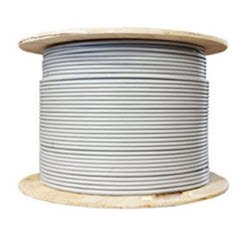 ENCO 12STR1KV/2KVPV-WHITE #12 PV CABLE-WHITE, 500' REEL