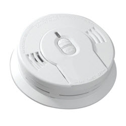 KID I9010 IONIVATION SMOKE ALARM WITH A SEALED 10 YEAR LITHIUM BATTERY